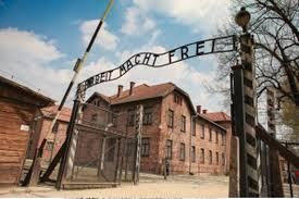 Auschwitz-Birkeneau Gate